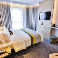 Отель Holiday Inn Express Karlsruhe - City Park комната для гостей фото 3