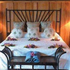 Отель Eden Beach Hotel Bora Bora Французская Полинезия, Бора-Бора - отзывы, цены и фото номеров - забронировать отель Eden Beach Hotel Bora Bora онлайн комната для гостей фото 2