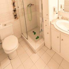 Отель Apartament Morante Испания, Курорт Росес - отзывы, цены и фото номеров - забронировать отель Apartament Morante онлайн ванная