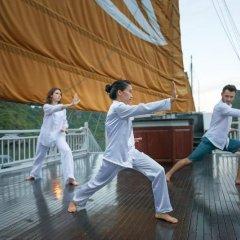 Отель Paradise Luxury Sails Cruise фитнесс-зал