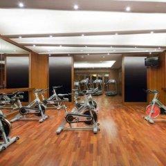 Отель Grand Hyatt Beijing фитнесс-зал