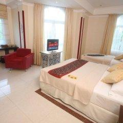 Отель Le Vieux Nice Inn Мальдивы, Северный атолл Мале - отзывы, цены и фото номеров - забронировать отель Le Vieux Nice Inn онлайн комната для гостей фото 4