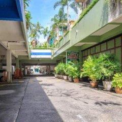 Отель Jomtien Morningstar Guesthouse парковка