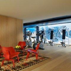 Hotel Crystal фитнесс-зал