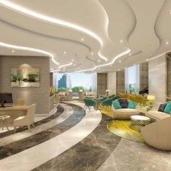 Отель Samaya Hotel Deira ОАЭ, Дубай - отзывы, цены и фото номеров - забронировать отель Samaya Hotel Deira онлайн интерьер отеля