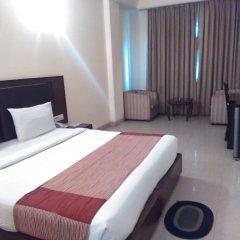 Отель Airport Hotel Venus Индия, Нью-Дели - отзывы, цены и фото номеров - забронировать отель Airport Hotel Venus онлайн комната для гостей фото 4