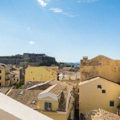 Отель Corfu Sky Loft Греция, Корфу - отзывы, цены и фото номеров - забронировать отель Corfu Sky Loft онлайн балкон