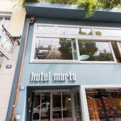 Hotel Marta городской автобус