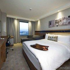 Hampton by Hilton Bursa Турция, Бурса - отзывы, цены и фото номеров - забронировать отель Hampton by Hilton Bursa онлайн комната для гостей фото 4