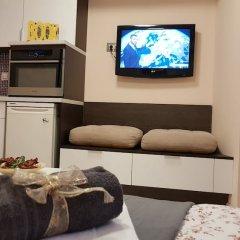 Апартаменты Belgrade EYE Apartment комната для гостей фото 2