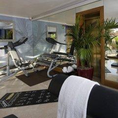 Hotel Dei Mellini фитнесс-зал