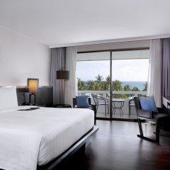 Отель Le Meridien Phuket Beach Resort 4* Улучшенный номер с различными типами кроватей