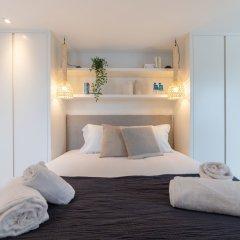 Отель Sweet Inn Apartments - Petit Sablon Бельгия, Брюссель - отзывы, цены и фото номеров - забронировать отель Sweet Inn Apartments - Petit Sablon онлайн комната для гостей фото 3