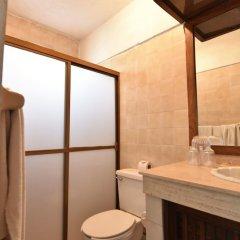 Hotel Suites del Sol Пуэрто-Вальярта ванная
