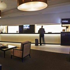 Отель Tivoli Oriente Португалия, Лиссабон - 1 отзыв об отеле, цены и фото номеров - забронировать отель Tivoli Oriente онлайн интерьер отеля