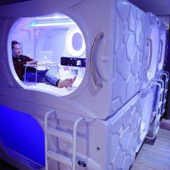 Отель MET A Space Pod @ Boat Quay спа