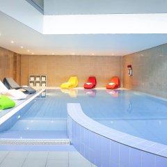 Отель Novotel Zurich City-West Швейцария, Цюрих - 9 отзывов об отеле, цены и фото номеров - забронировать отель Novotel Zurich City-West онлайн бассейн