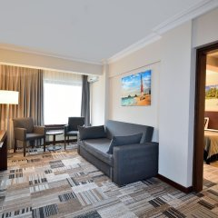 Tiara Thermal & Spa Hotel Турция, Бурса - отзывы, цены и фото номеров - забронировать отель Tiara Thermal & Spa Hotel онлайн комната для гостей