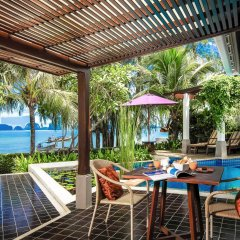 Отель Anyavee Tubkaek Beach Resort балкон