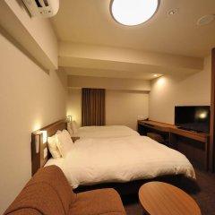Отель Dormy Inn EXPRESS Meguro Aobadai Hot Spring Япония, Токио - отзывы, цены и фото номеров - забронировать отель Dormy Inn EXPRESS Meguro Aobadai Hot Spring онлайн комната для гостей фото 5