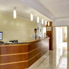 Отель Menorca Patricia Испания, Сьюдадела - отзывы, цены и фото номеров - забронировать отель Menorca Patricia онлайн интерьер отеля фото 3