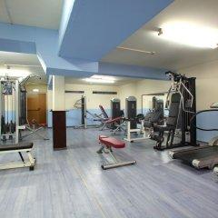 Hotel Dei Fiori фитнесс-зал