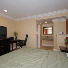 Отель Rodeway Inn Near La Live Хантингтон-Парк удобства в номере