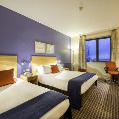 Отель Cork Airport Hotel Ирландия, Корк - отзывы, цены и фото номеров - забронировать отель Cork Airport Hotel онлайн комната для гостей фото 5