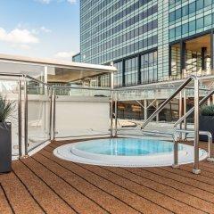 Отель MS Select Bellejour - Cologne бассейн