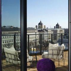 25hours Hotel beim MuseumsQuartier балкон