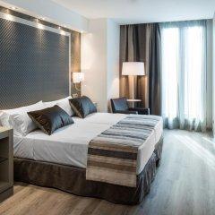 Отель Catalonia Square Испания, Барселона - 4 отзыва об отеле, цены и фото номеров - забронировать отель Catalonia Square онлайн комната для гостей фото 2