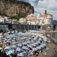 Отель LArgine Fiorito Италия, Атрани - отзывы, цены и фото номеров - забронировать отель LArgine Fiorito онлайн пляж