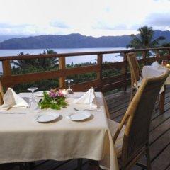 Отель Hanakee Pearl Lodge балкон