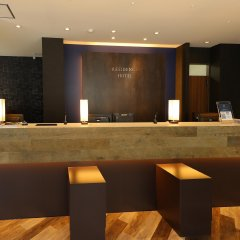 Отель Residence Hotel Hakata 7 Япония, Хаката - отзывы, цены и фото номеров - забронировать отель Residence Hotel Hakata 7 онлайн интерьер отеля