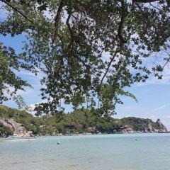 Отель Greenery Resort Koh Tao пляж