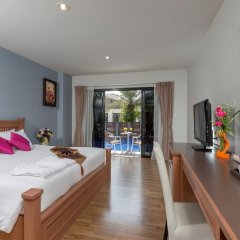 Bhukitta Hotel & Spa 4* Номер Делюкс с различными типами кроватей фото 3