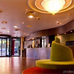 Abitart Hotel интерьер отеля