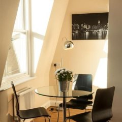 Отель Lamington Apartments Великобритания, Лондон - отзывы, цены и фото номеров - забронировать отель Lamington Apartments онлайн интерьер отеля