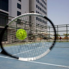 Отель Fraser Suites Dubai Дубай спортивное сооружение