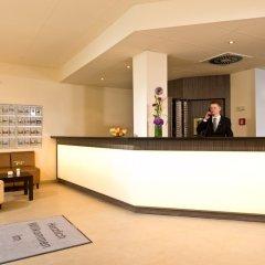 Отель ACHAT Comfort Hotel Dresden Altstadt Германия, Дрезден - 6 отзывов об отеле, цены и фото номеров - забронировать отель ACHAT Comfort Hotel Dresden Altstadt онлайн интерьер отеля фото 2
