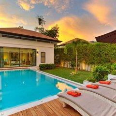 Отель Baannaraya Exclusive Pool Villa Residence бассейн фото 3