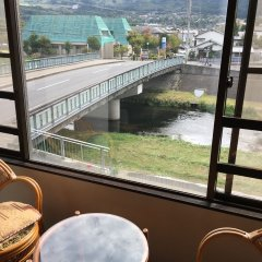 Отель Ryokan Yuri Хидзи балкон