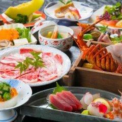 Отель Yunosato Hayama Япония, Беппу - отзывы, цены и фото номеров - забронировать отель Yunosato Hayama онлайн питание фото 2