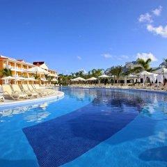 Отель Grand Bahia Principe Aquamarine бассейн фото 2