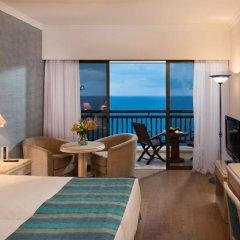 Coral Beach Hotel and Resort комната для гостей фото 4
