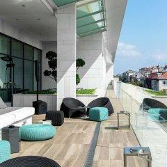 Отель Hilton Belgrade Сербия, Белград - 1 отзыв об отеле, цены и фото номеров - забронировать отель Hilton Belgrade онлайн балкон
