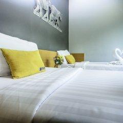 Escape De Phuket Hotel & Villa комната для гостей фото 8