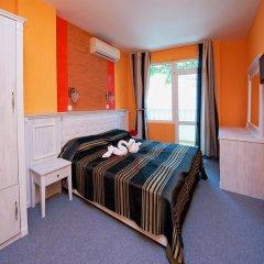 Отель Paros Болгария, Поморие - отзывы, цены и фото номеров - забронировать отель Paros онлайн комната для гостей фото 2