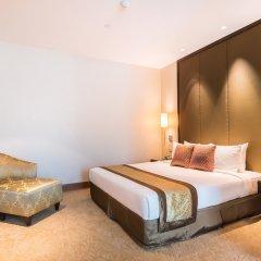 Отель Ascott Sathorn Bangkok Таиланд, Бангкок - отзывы, цены и фото номеров - забронировать отель Ascott Sathorn Bangkok онлайн комната для гостей фото 5