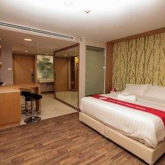Отель Nida Rooms Thonglor 25 Alley Jasmine Бангкок комната для гостей фото 4